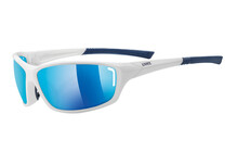 UVEX sgl 210 Sportbrille white/blue
